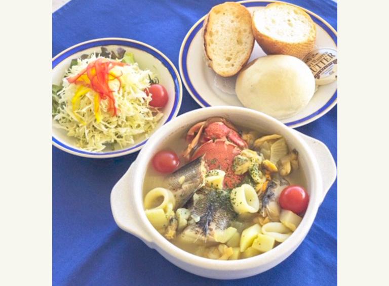ハマの洋風スープ